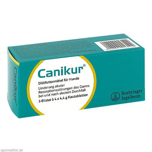 CANIKUR VET, 3X4 ST, Boehringer Ingelheim Vetmedica GmbH Bereich Deutschland