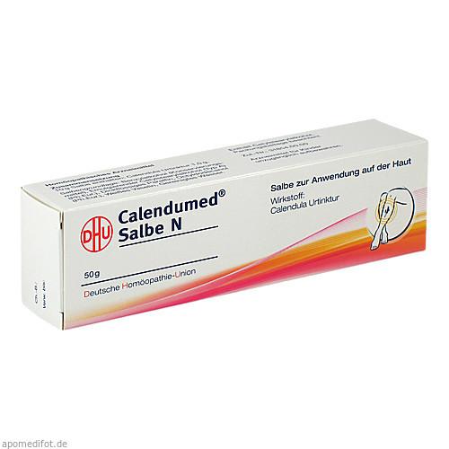 CALENDUMED SALBE N, 50 G, Dhu-Arzneimittel GmbH & Co. KG