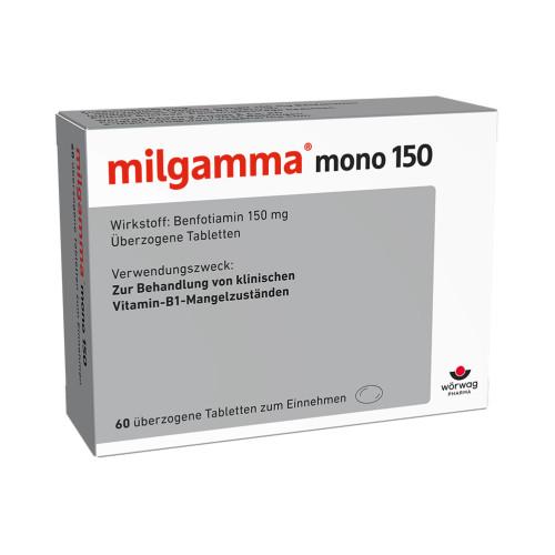 milgamma mono 150, 60 ST, Wörwag Pharma GmbH & Co. KG