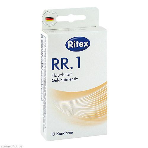 Ritex RR.1 Kondome, 10 ST, Ritex GmbH