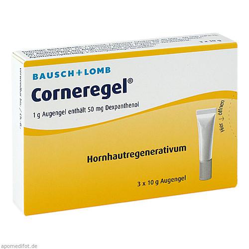 Corneregel Augengel, 3X10 G, Dr. Gerhard Mann