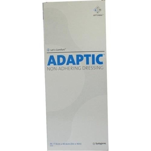 ADAPTIC 7.6X40.6CM 2014, 36 ST, Kci Medizinprodukte GmbH