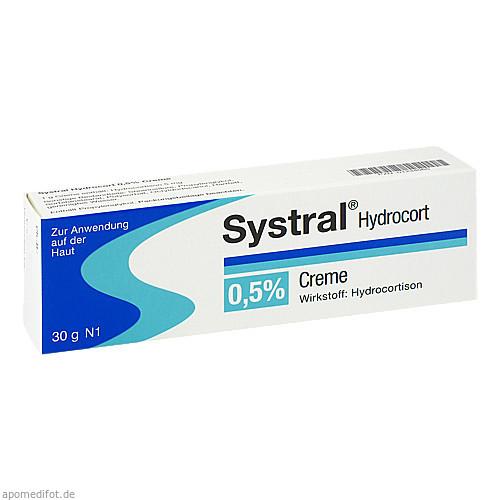 Systral Hydrocort 0.5% Creme, 30 G, Meda Pharma GmbH & Co. KG