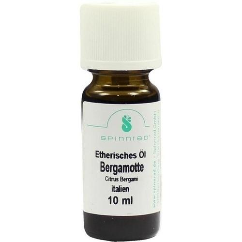 Aetherisches oel Bergamotte DAB, 10 ML, Spinnrad GmbH