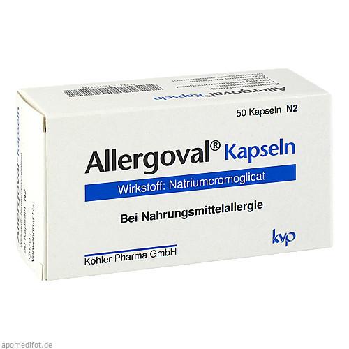 Allergoval, 50 ST, Köhler Pharma GmbH