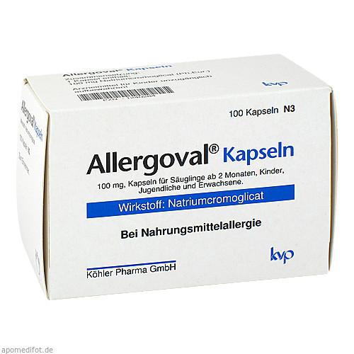Allergoval, 100 ST, Köhler Pharma GmbH