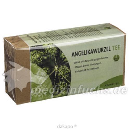 Angelikawurzeltee, 25 ST, Alexander Weltecke GmbH & Co. KG