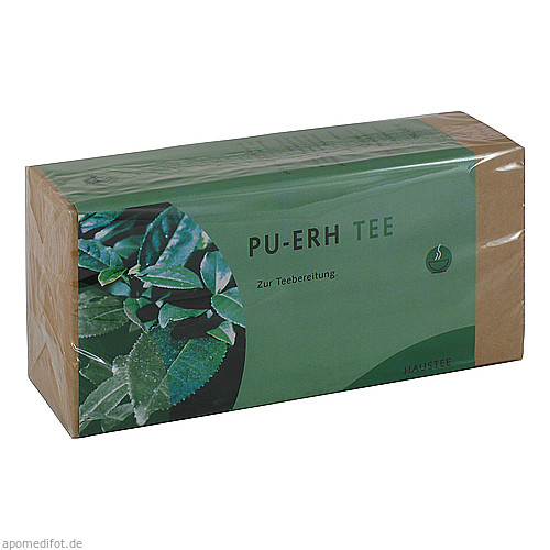 Pu-Erh-Tee, 25 ST, Alexander Weltecke GmbH & Co. KG
