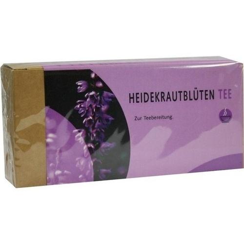 Heidekrautblütentee, 25 ST, Alexander Weltecke GmbH & Co. KG