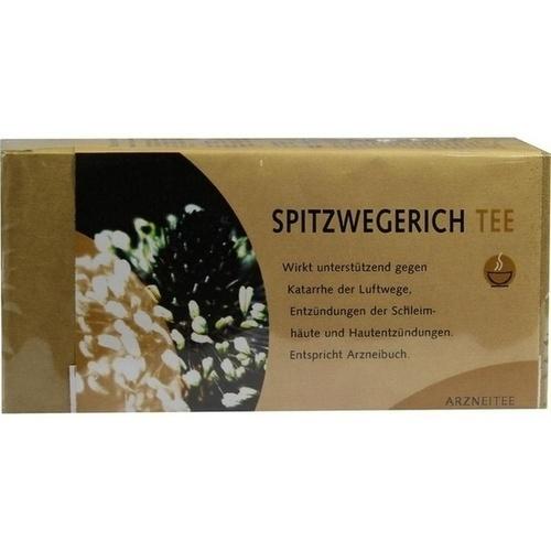 Spitzwegerichtee, 25 ST, Alexander Weltecke GmbH & Co. KG