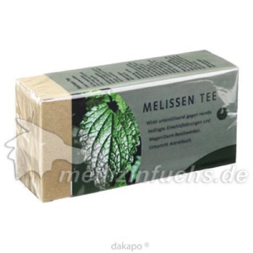 Melissentee, 25 ST, Alexander Weltecke GmbH & Co. KG