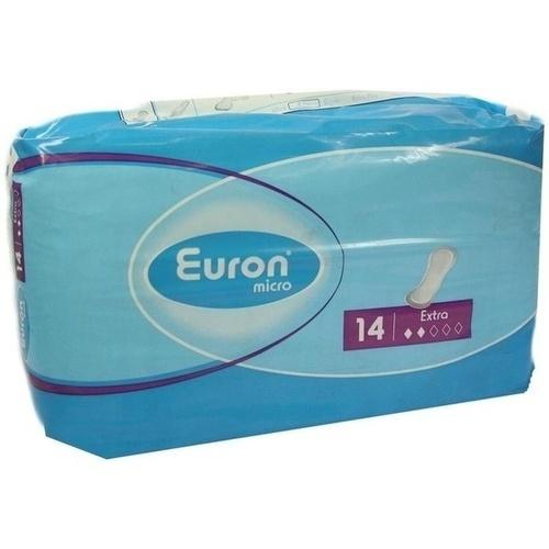 Euron Micro Extra cotton feel Vorlage BEUT, 14 ST, Ontex Nv