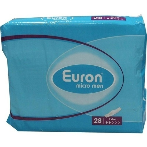 Euron Micro Men Extra cotton feel Vorlage BEUT, 28 ST, Ontex Nv
