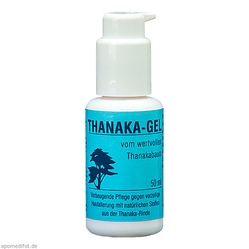 Thanaka-Gel, 50 ML, Pharma Peter GmbH