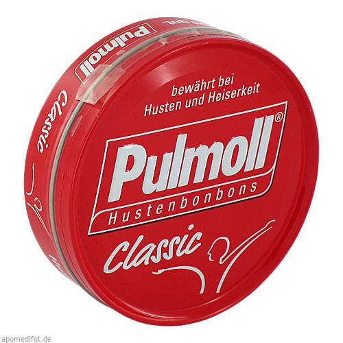 PULMOLL HUSTEN Classic, 75 G, Sanotact GmbH