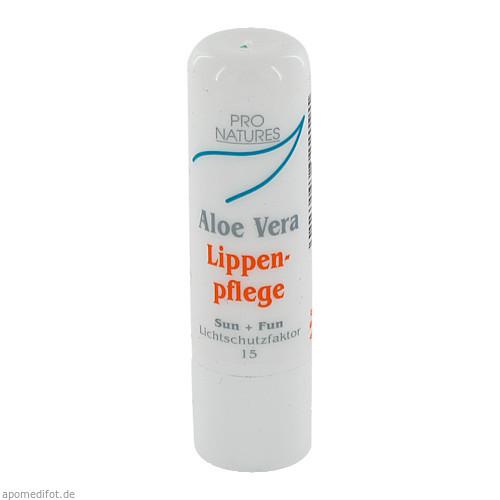 Aloe Vera Lippenpflege, 4.8 G, Imopharm Pharm.Handelsges.Mbh