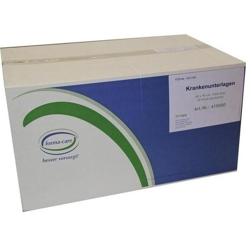 Krankenunterlagen 60x90cm 20-Lagen, 50 ST, Unizell Medicare GmbH