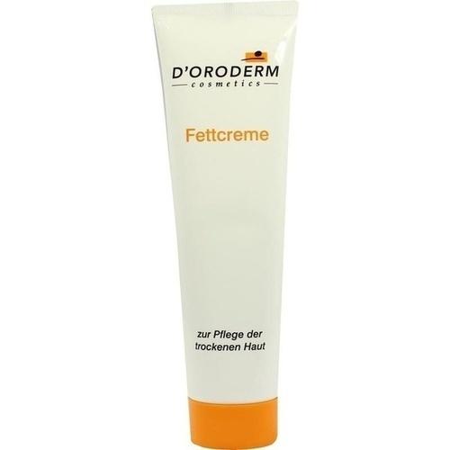 D'OROderm Fettcreme, 100 ML, D'oroderm Cosmetics GmbH & Co. KG