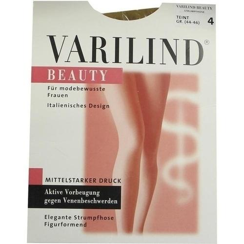 Varilind Beauty Hose Teint Gr. 4, 1 ST, Paracelsia Pharma GmbH