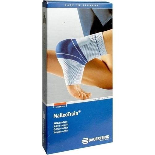 MalleoTrain natur rechts 4, 1 ST, Bauerfeind AG / Orthopädie