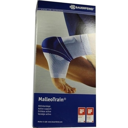 MalleoTrain titan links 1, 1 ST, Bauerfeind AG / Orthopädie
