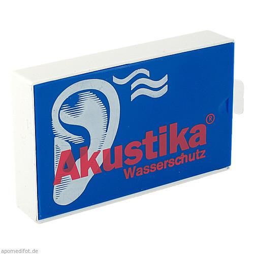 AKUSTIKA WASSERSCHUTZ, 1 P, Südmedica GmbH
