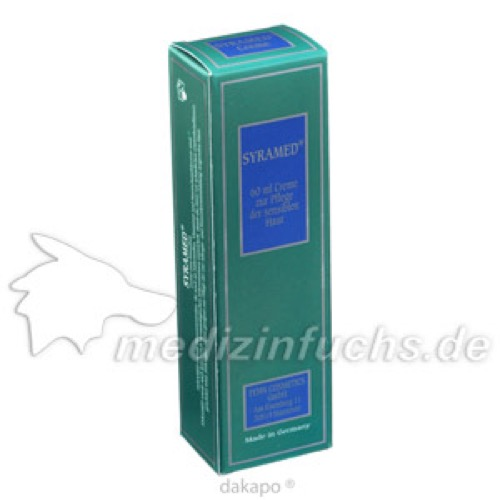 SYRAMED Creme, 60 ML, Genus Pharma Vertriebs GmbH