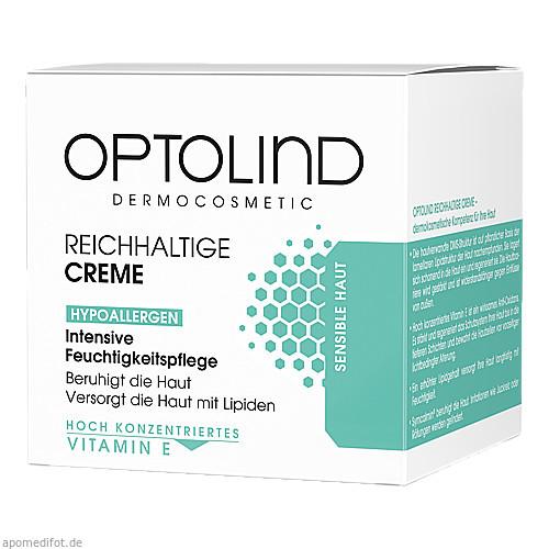 Optolind Empfindliche Haut Reichhaltige Creme, 50 ML, Hermes Arzneimittel GmbH