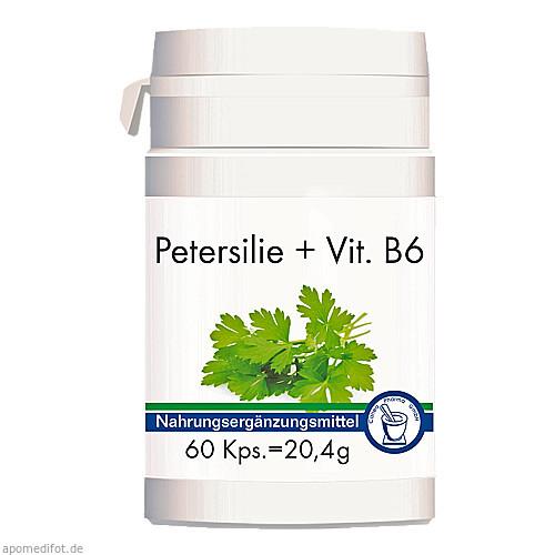 Petersilie + Vit B6, 60 ST, Pharma-Peter GmbH