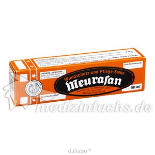 Meurasan-Salbe, 50 ML, Apotheke Leutenberg