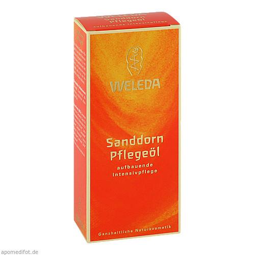 WELEDA Sanddorn Pflegeöl, 100 ML, WELEDA AG