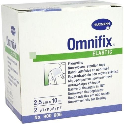 Omnifix elastic 2.5cmx10m Rolle, 2 ST, Paul Hartmann AG