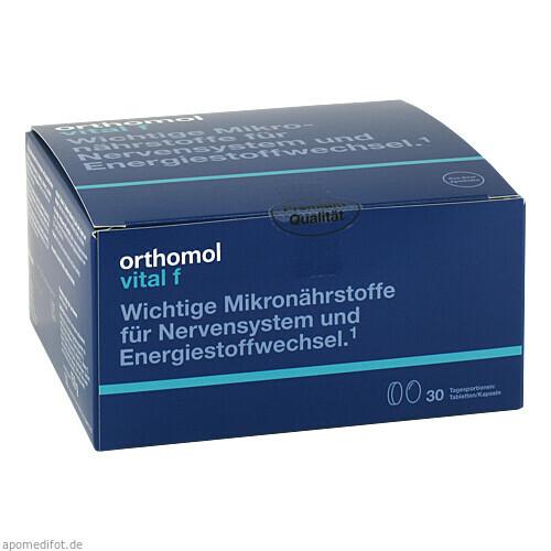 Orthomol Vital F Tabletten/Kapseln 30Beutel, 1 ST, Orthomol Pharmazeutische Vertriebs GmbH