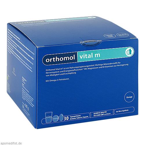 Orthomol Vital M 30Granulat/Kapseln, 1 ST, Orthomol Pharmazeutische Vertriebs GmbH