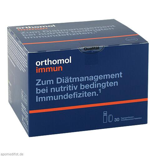 Orthomol Immun Trinkfläschchen, 30 ST, Orthomol Pharmazeutische Vertriebs GmbH