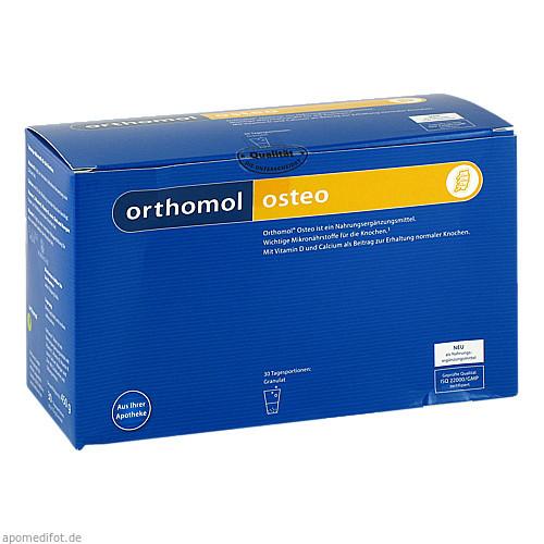 Orthomol Osteo Granulat, 30 ST, Orthomol Pharmazeutische Vertriebs GmbH
