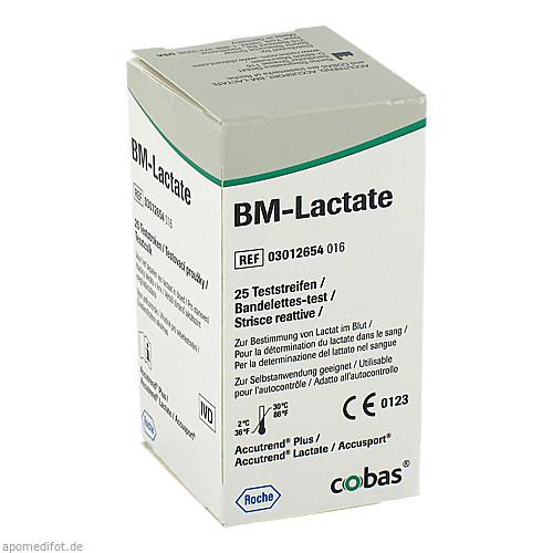 BM Lactate, 25 ST, Roche Diagnostics Deutschland GmbH
