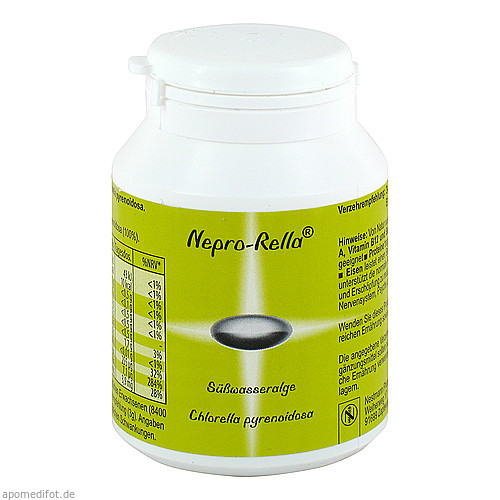Nepro-Rella, 400 ST, Nestmann Pharma GmbH