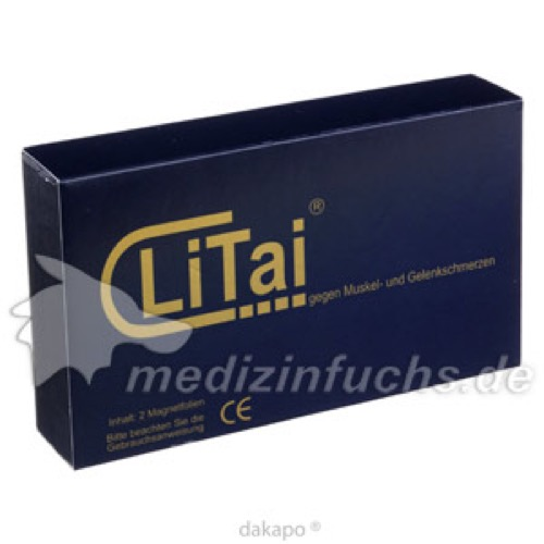 LITAI Magnet, 2 ST, Ds-Pharmagit GmbH