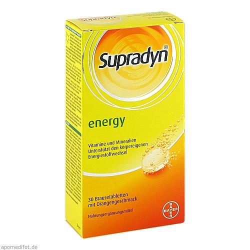 Supradyn, 30 ST, Bayer Vital GmbH