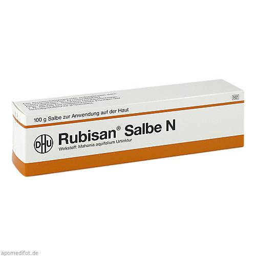 Rubisan Salbe N, 100 G, Dhu-Arzneimittel GmbH & Co. KG