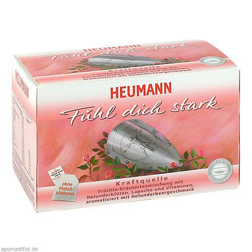 HEUMANN Tee fühl dich stark Filterbeutel, 20 ST, Sanofi-Aventis Deutschland GmbH GB Selbs