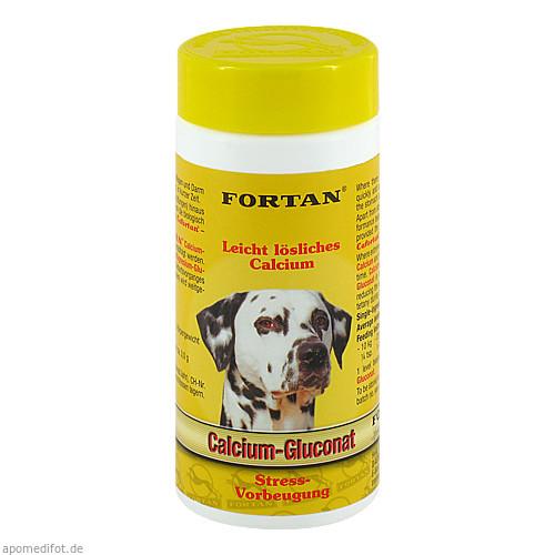 Fortan Calcium-Gluconat vet, 90 G, Fortan GmbH & Co. KG