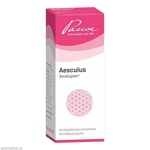 AESCULUS SIMILIAPLEX, 50 ML, Pascoe Pharmazeutische Präparate GmbH