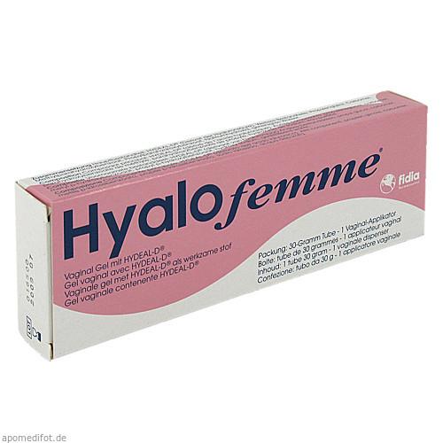 HYALOfemme Vaginal Gel, 30 G, Kessel Medintim GmbH