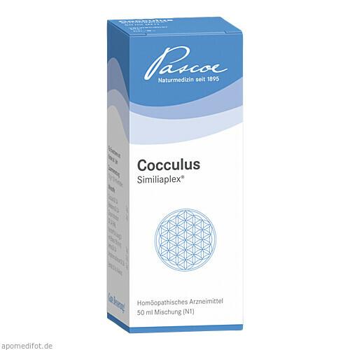 COCCULUS SIMILIAPLEX, 50 ML, Pascoe pharmazeutische Präparate GmbH