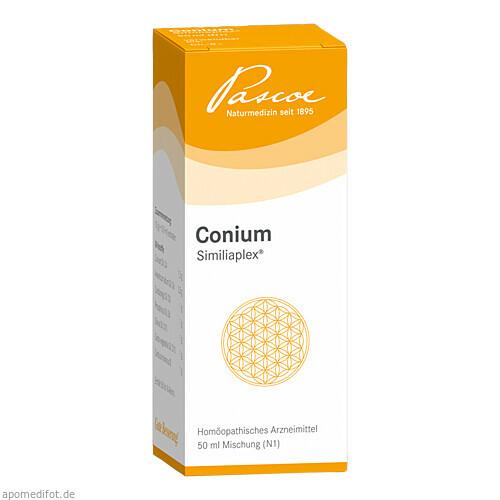 CONIUM SIMILIAPLEX Tropfen, 50 ML, PASCOE pharmazeutische Präparate GmbH