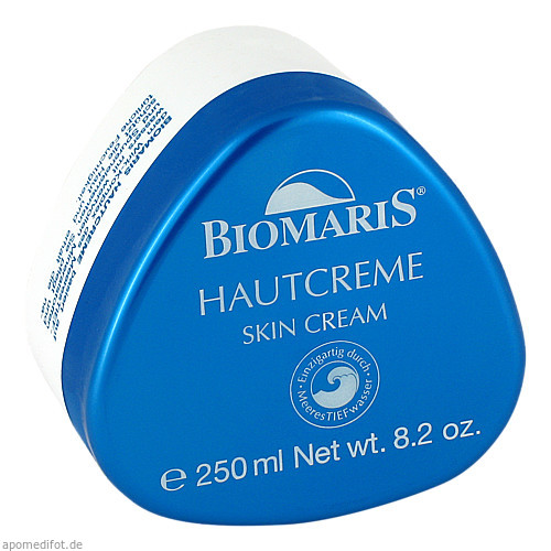 BIOMARIS HAUTCREME, 250 ML, Biomaris GmbH & Co. KG