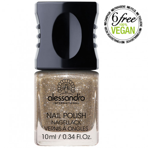 alessandro Nagellack 73 Glitter Queen, 10 ML, alessandro International GmbH