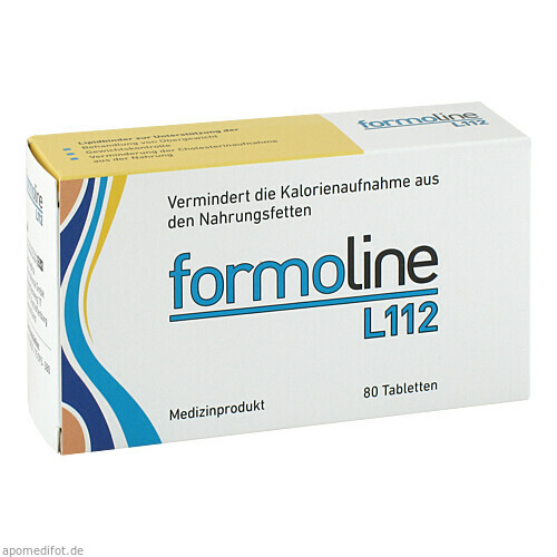 Formoline L 112, 80 ST, Certmedica International GmbH